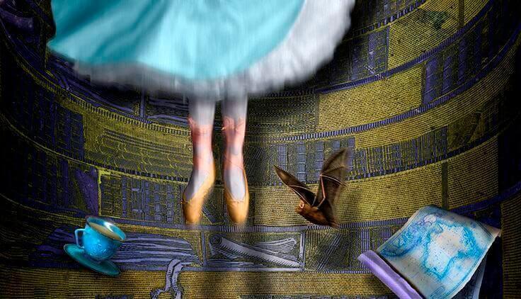 Menneisyys ja balettityttö