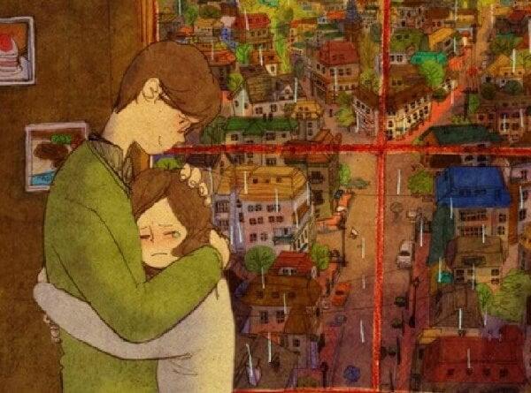 Ne halaukset, jotka liittävät hajonneet osamme yhteen