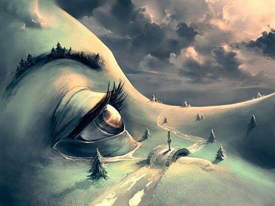 Silmät ovat ikkuna sieluun