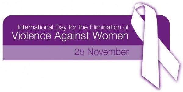 Naisiin kohdistuva väkivalta 25. marraskuuta