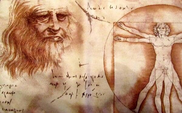 Aikaansa edellä olleen miehen tragedia, Leonardo da Vinci
