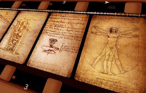 Leonardo da Vinci työt