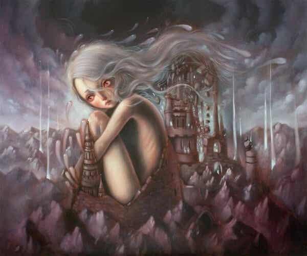 Jos rakkaus on ahdas ja se satuttaa, ei se ole kokoasi