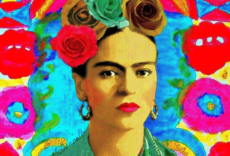 Frida Kahlo antiprinsessa