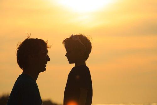 Kuri ja rakkaus: miten kasvattaa lasta