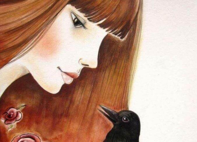 Naisten aivot lintu