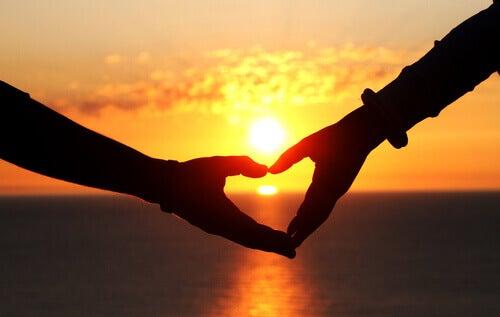 Aurinko ja sydän