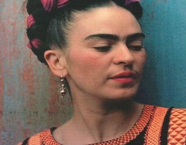 Frida Kahlo kotonaan