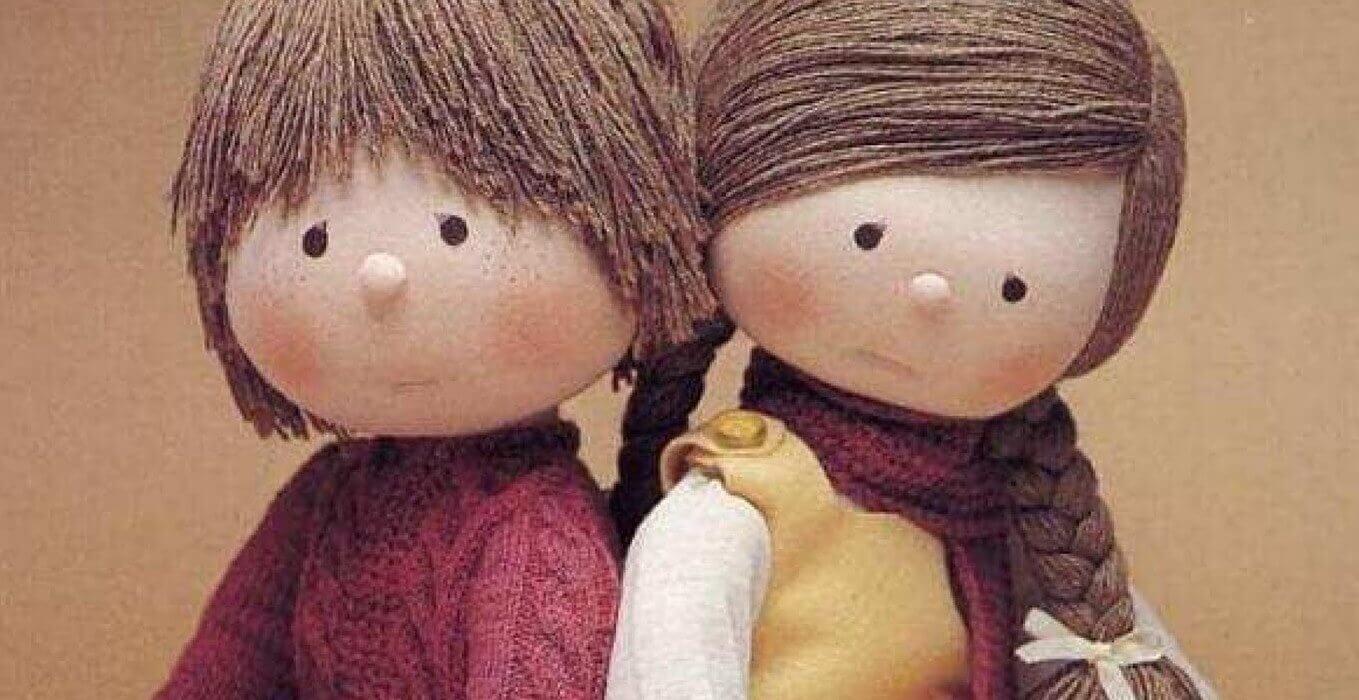Käsityöt nuket