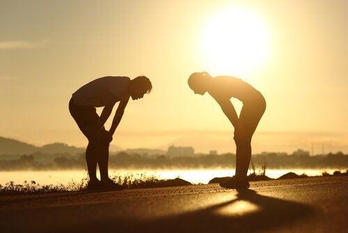 Motivaation puute lenkillä