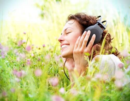 Intohimoinen musiikin kuuntelija