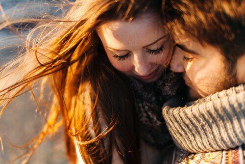 Rakkaus: jos annat sitä, saat sitä