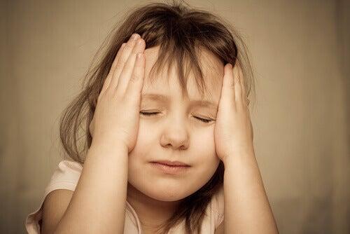 Traumaattisten kokemusten vaikutus lapseen