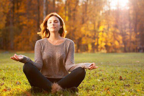 Luonto ja meditointi