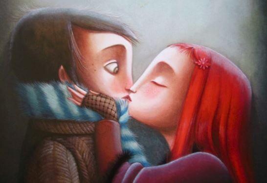 Kun sinun pitää kerjätä rakkautta, se ei ole todellista rakkautta