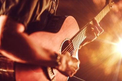 Kitara ja musiikki