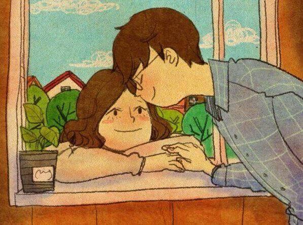 Rakkauskartat auttavat suhteessa