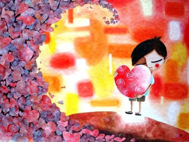 Poika ja sydän