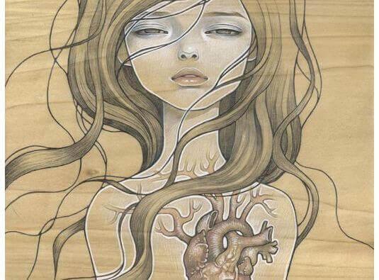 Nainen ja sydämensä