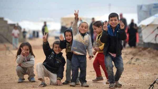 Pakolaislapset: särkyneitä sydämiä toivoa etsimässä