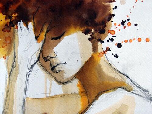 Naisen haavoittuvuus