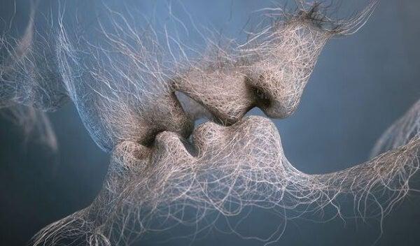 Kun rakastut, anna sen vallata sinut