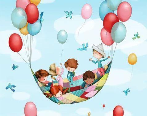 Lapsuus ja mielikuvitus