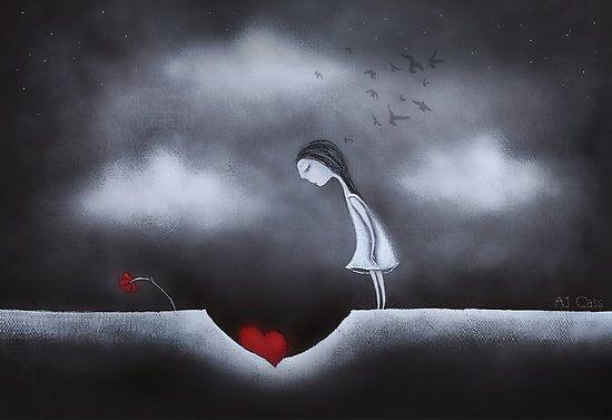sydän kuopassa