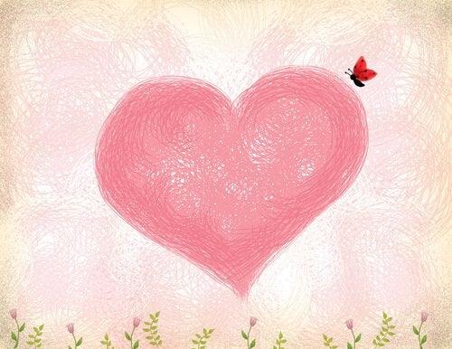 Sydän ja perhonen