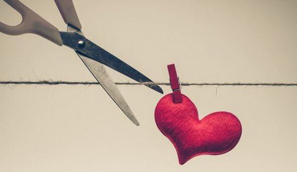 Rakkauden lanka poikki