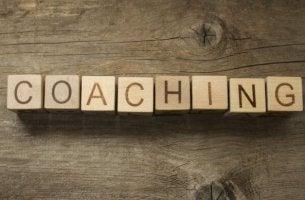 valmentaja ja valmennus
