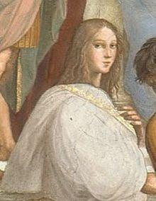 Hypatia Alexandrialainen