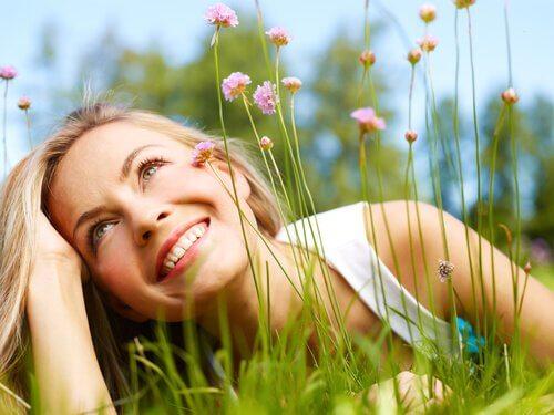 Unelmiesi löytäminen on ensimmäinen askel onnellisuuteen