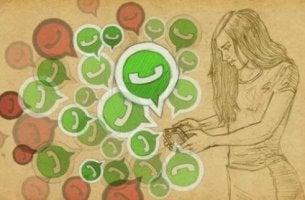 Whatsapp orjuuttaa