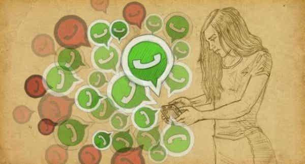 Ehkä en halua vastata WhatsApp -viesteihisi