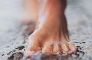 Kävely vedessä