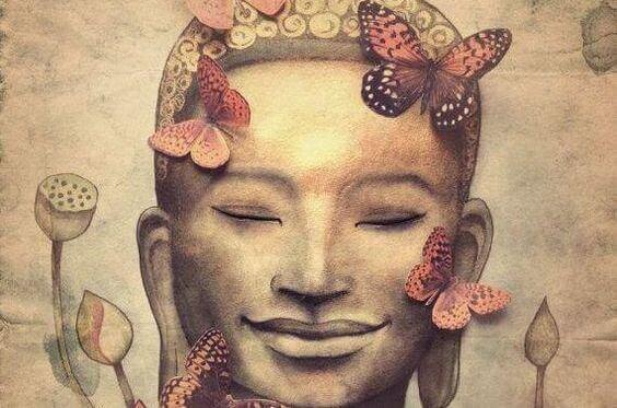 Buddha ja tietoinen läsnäolo