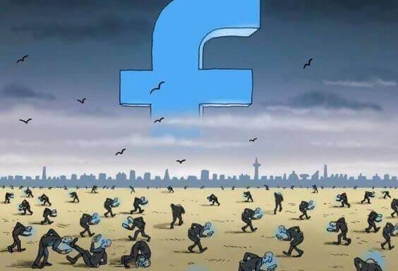 facebookin orjat