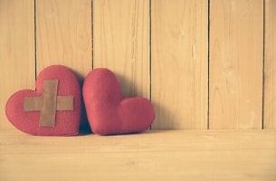 Exän uusi elämä ja laastari sydämessä