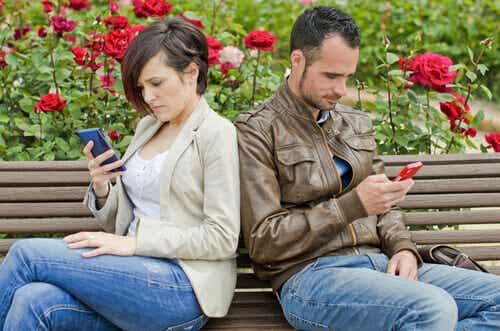 Sosiaaliset verkot voivat olla ihmissuhteesi loppu