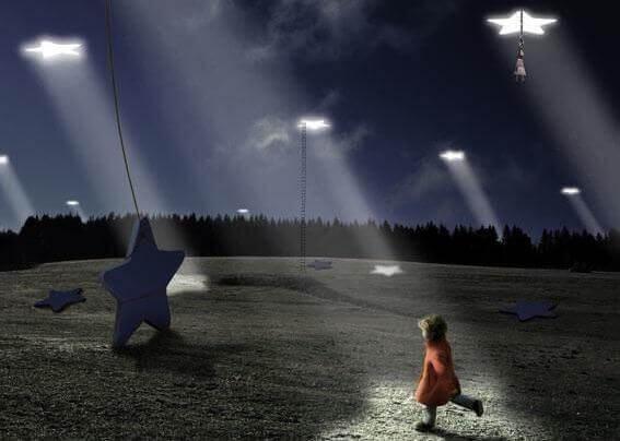 Pikkulapsi ja tähdet