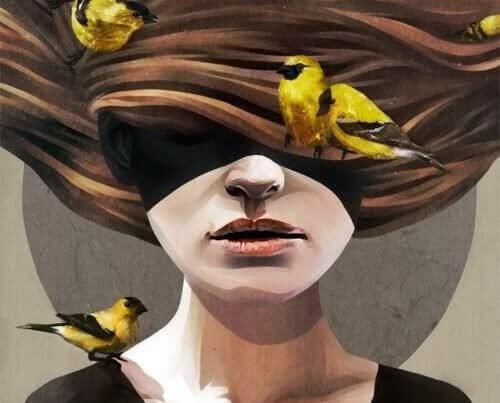 Hiukset ja linnut