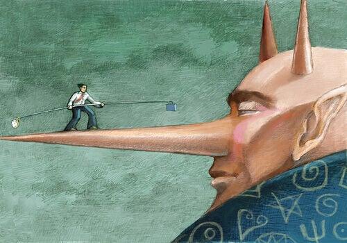 Valehteleva nenä