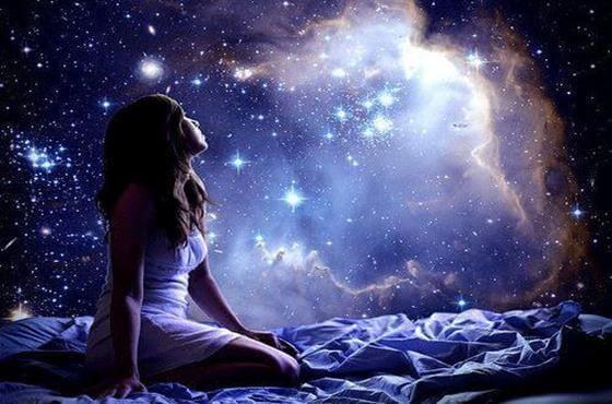Tyttö ja universumi
