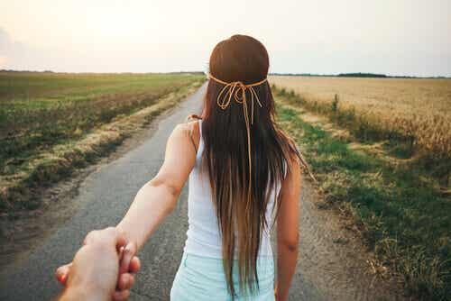 Pääset pidemmälle kun joku on vierelläsi