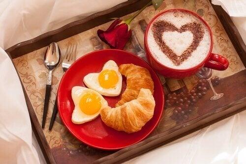 Aamiainen rakkaalle