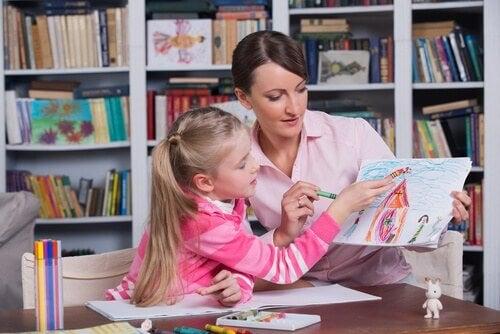 Lapsi ja persoonallisuustesti