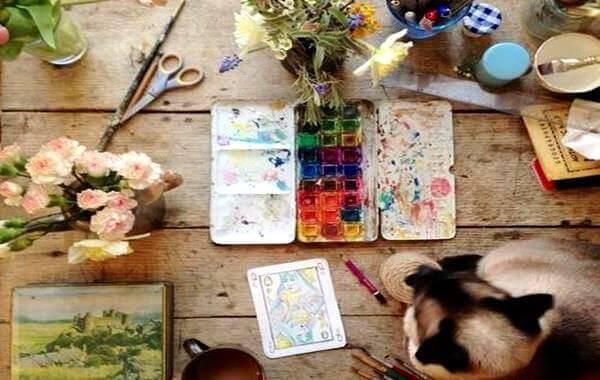 Taiteilijan luovuus