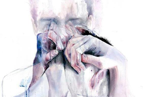 Henkinen itkeminen