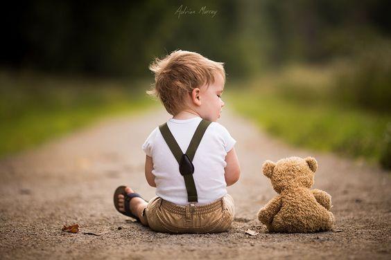 Lapsi ja nalle